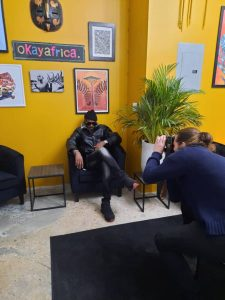 "With the Release of ""Warriors"", 2Baba is Hitting the Road with his Media Tour – First Stop is US 1"