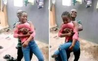 See What A brother is doing with His Sister during Lockdown 4