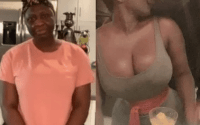 "(VIDEO) ""I'm struggling. Nobody is supporting me."" Princess Shyngle cries as she reveals she's pregnant for her jailed fiance and she's finding life hard (video) 2"