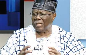 "What is the alternative for low income earners, people who rely on daily income. How will they survive?""- Chief Bode George asks amid Coronavirus lockdown"