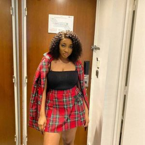 Stunning photos of Olamide's Baddo Wife, Bukunmi Aisha Adedeji 2