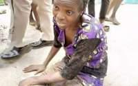 Woman Jumps Into Osun River Over Hunger (PHOTOS) 1