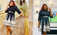 Funke Akindele rises from her ruins; dusts self up as she posts for the first time on Social media (Photos) 1