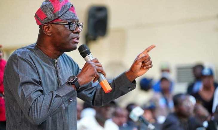 Sanwo-Olu says Lagos may extend lockdown 1