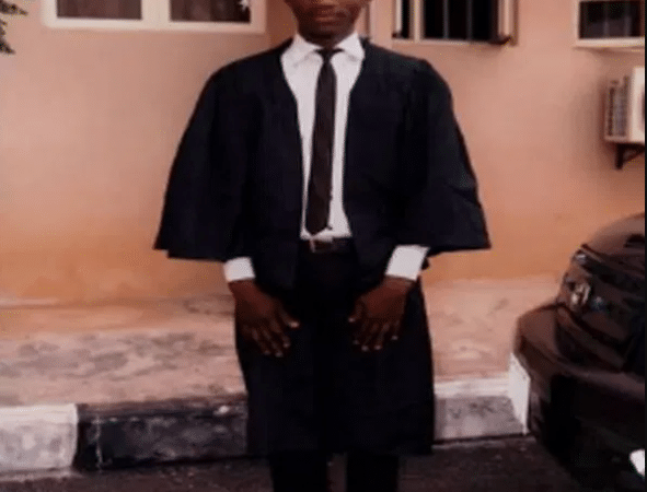 Police officer allegedly kills a final year law student and his family claim they have been denied access to the corpse