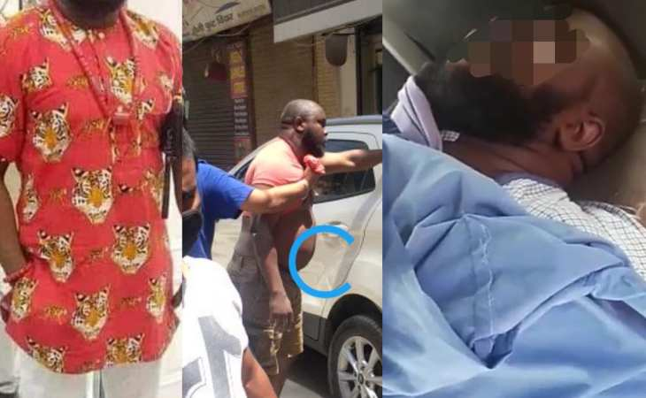 Nigerian government reacts to graphic videos of a Nigerian man beaten to death in India (video) 1