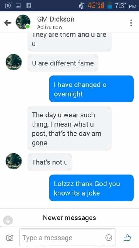 Facebook Girls are testing their boyfriends with this trouser – Their boyfriend response will shock you 😲