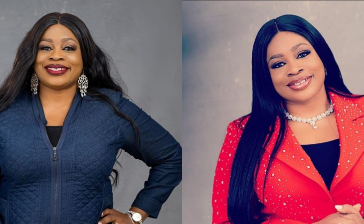 """Nigerian gospel singer, Sinach becomes first African to top Billboard USA for """"Christian Songwriter"""" category"""
