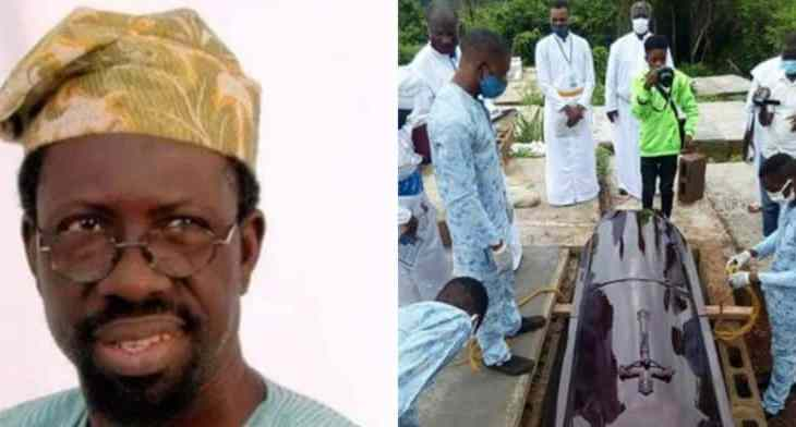Nollywood actor, Pa Kasumu finally laid to rest (photos)