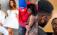 Teddy A shares video of himself applying make-up on his wife, Bambam