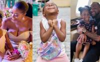 """Imade Day"" – Davido Celebrates His First Daughter, Imade On Her 5th Birthday (Photos) 1"
