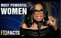 50 Most Popular Women in the World 2020, Oprah Winfrey