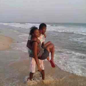 Throwback Photos Of Lovebirds Simi And Adekunle Gold