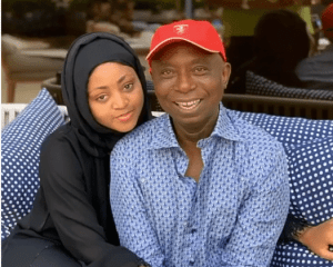 Regina Daniels and Ned Nwoko are expecting a baby!