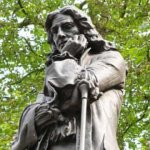 Who was Edward Colston and why was his Bristol statue overbalance and fall?