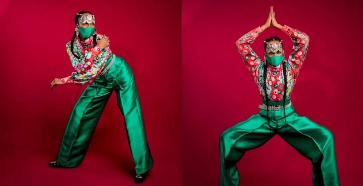 Denrele Edun celebrates his 39th birthday with sizzling photos