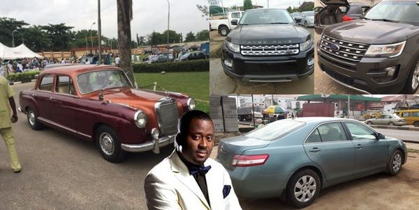 Nollywood Actor, Desmond Elliot Net Worth, Cars, Houses etc