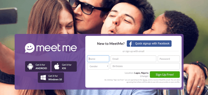 How to create MeetMe Account Online 2020 Guide