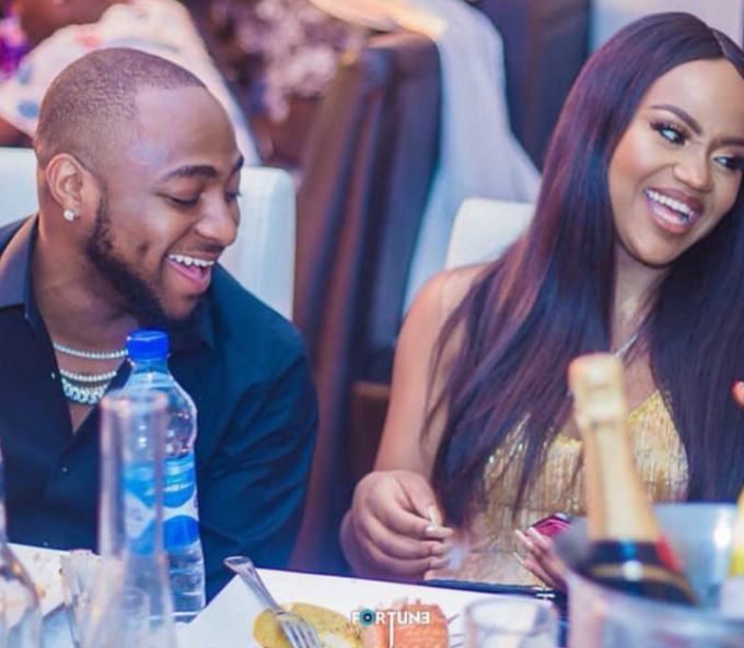 Chioma finally speaks on alleged domestic violence and breakup with Davido