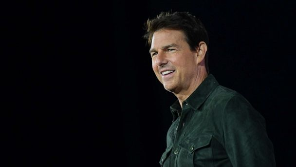 Tom Cruise is officially shooting a movie in space, NASA confirms