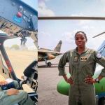 Arotile, Nigeria's first female Combat Helicopter pilot, dies at 23