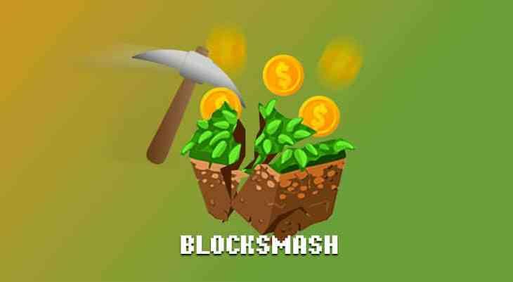Blocksmash Sign Up | How to make money on Blocksmash.io
