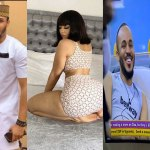 BBNaija: Moment Nengi Flaunted Her HEAVY Backside In Front Of Ozo Just To Catch His Attention (VIDEO) 7