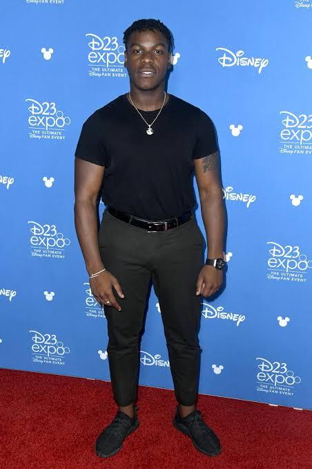 John Boyega Height