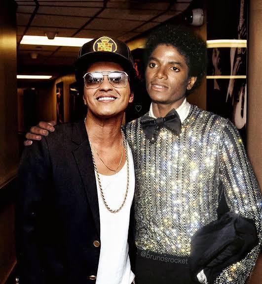 Bruno's Mars height