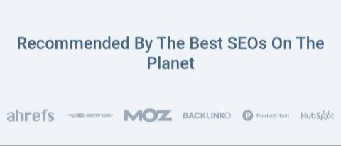 Best SEO site that recommend Rank Math