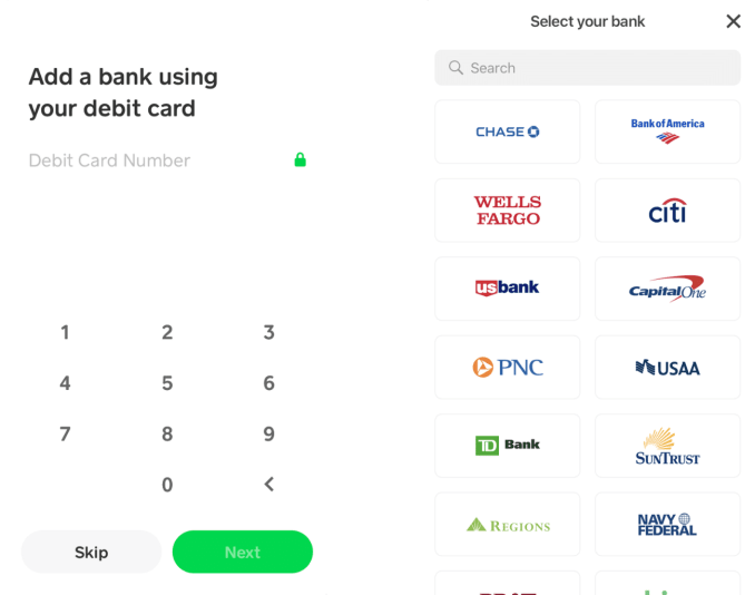 How to Link a payment method on Cash App