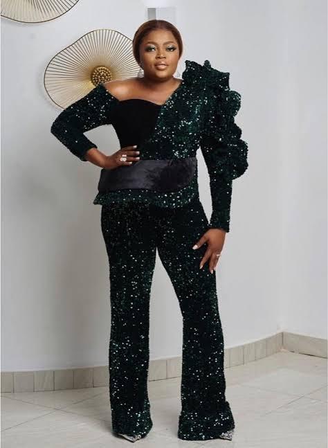 Funke Akindele height