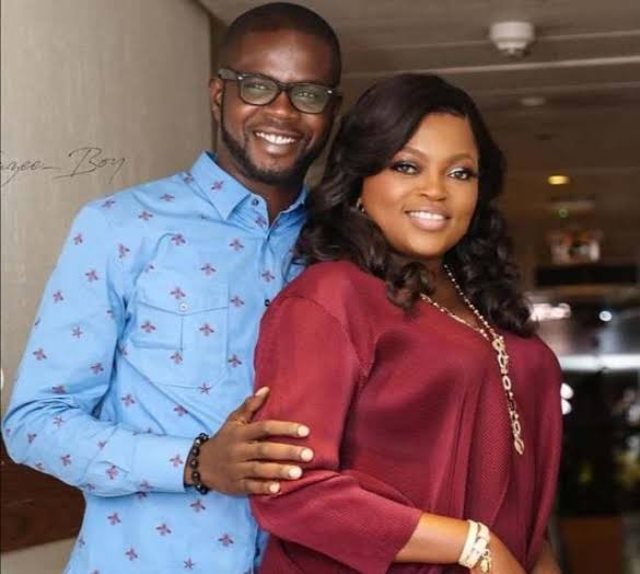 Funke Akindele husband