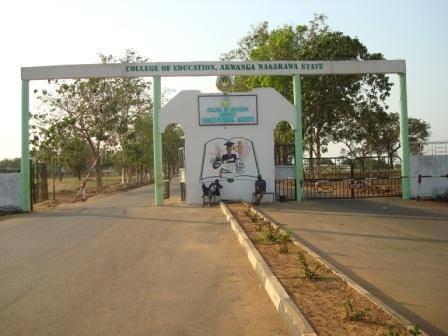 College of Education Akwanga (COE) Admission List