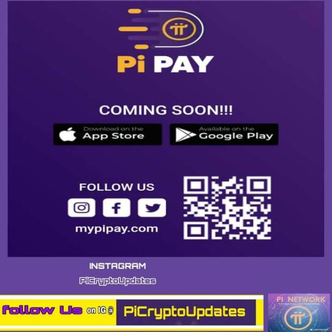 Super heavyweight application! The first pi global independent payment system solution is released! Once successful, pi will completely become an important component of the world's payment field!*