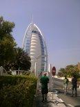 Burj Al Arab Jumeirah, Dubai, UAE