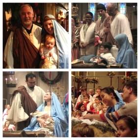 baby jesus families