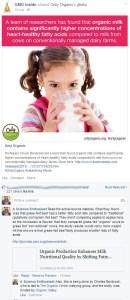 GMO Inside Organic Milk Post