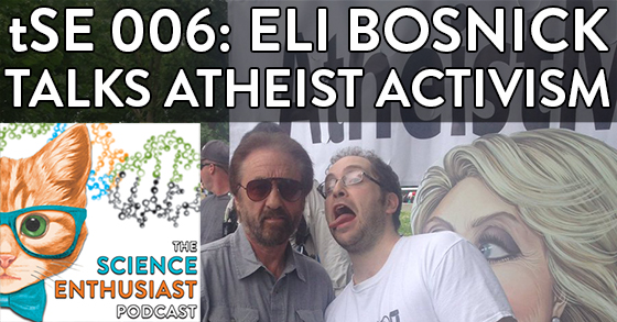Eli Bosnick Atheist licking Ray Comfort