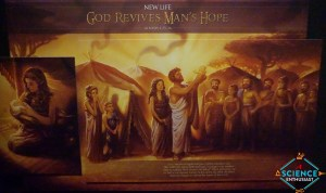 Ark Encounter God revives mans hope