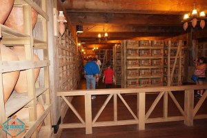Ark Encounter Storage Area I Guess