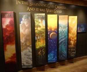 Ark Encounter in the beginning