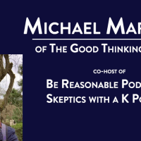 Michael Marshall Good Thinking Society
