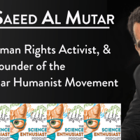 Faisal Saeed Al Mutar Science Enthusiast Podcast Cover