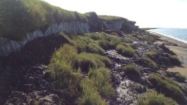 Beaufort Peninsula Permafrost