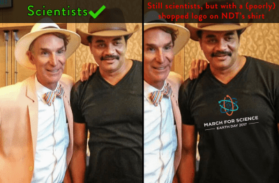 bill nye neil degrasse tyson march for science shirt