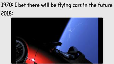 SpaceX Elon Musk Starman Meme Cover