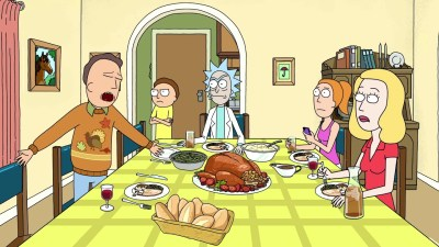 Christmas Episode - Rick and Morty