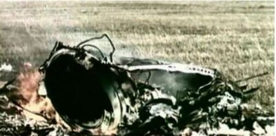 Soyuz Wreckage