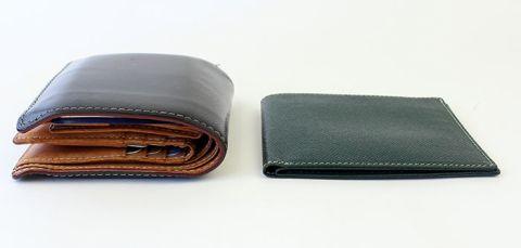 うっすい財布